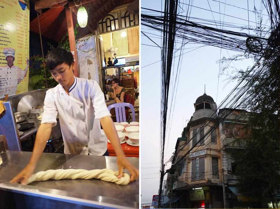 Noodle Puller, Phnom Penh